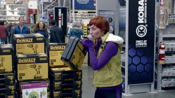 Lowe's Black Friday Sale TV Spot - Thumbnail 4