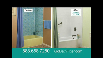 Bath Fitter TV Spot 'Colors and Styles'