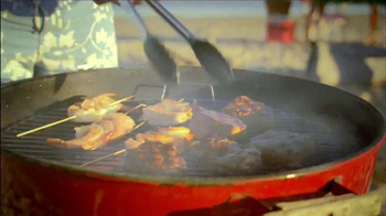 Outback Steakhouse TV Spot, 'Wakeboarding Santa'  - Thumbnail 8