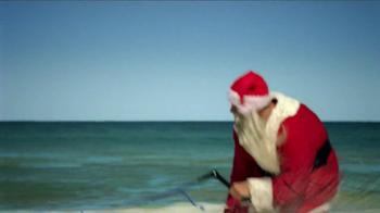 Outback Steakhouse TV Spot, 'Wakeboarding Santa'  - Thumbnail 9