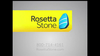 Rosetta Stone TV Spot, 'What Is It Worth' - Thumbnail 8