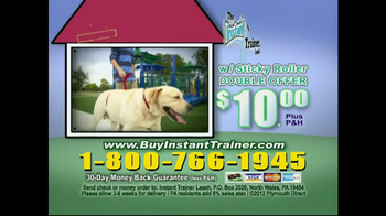 Instant Trainer Leash TV Spot  - Thumbnail 9