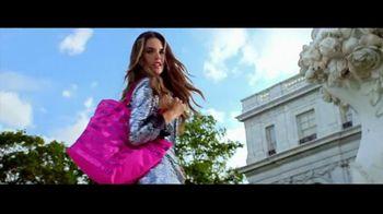 Victoria's Secret Tot TV Spot Featuring Alessandra Ambrosio  - 81 commercial airings