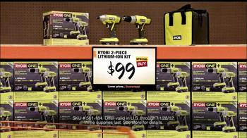 The Home Depot Black Friday TV Spot, 'Early Birds' - Thumbnail 9