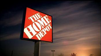 The Home Depot Black Friday TV Spot, 'Early Birds' - Thumbnail 2