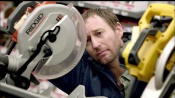 The Home Depot Black Friday TV Spot, 'Early Birds' - Thumbnail 4