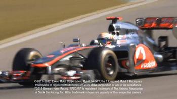 Mobil 1 TV Spot, 'Fans' Featuring Tony Stewart & Lewis Hamilton - Thumbnail 8