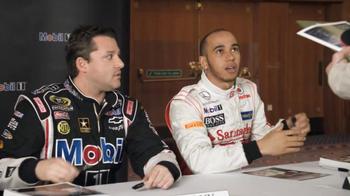 Mobil 1 TV Spot, 'Fans' Featuring Tony Stewart & Lewis Hamilton - Thumbnail 5