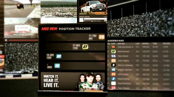 NASCAR Race Buddy TV Spot, 'Camera Views' - Thumbnail 8