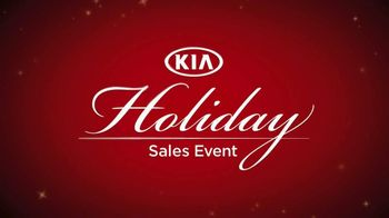 Kia Holiday Sale Event TV Spot