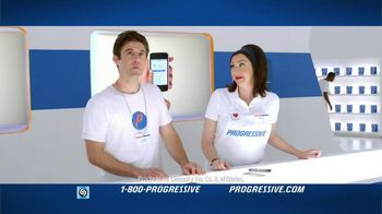 Progressive Mobile TV Spot, Song Wang Chung - Thumbnail 4