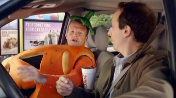 Sonic Drive-In Halloween Corn Dogs TV Spot - Thumbnail 3