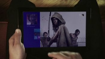 Microsoft Windows 8 TV Spot, 'Walking Dead' - Thumbnail 1