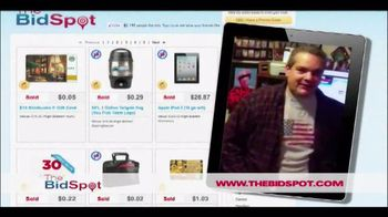 Bid Spot TV Spot thumbnail