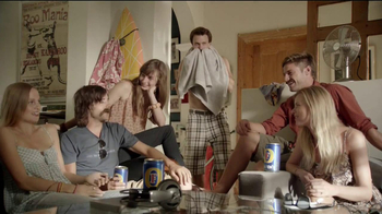 Fosters Beer TV Spot, 'Philanthropist Movember' - Thumbnail 6