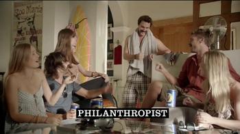 Fosters Beer TV Spot, 'Philanthropist Movember' - Thumbnail 8
