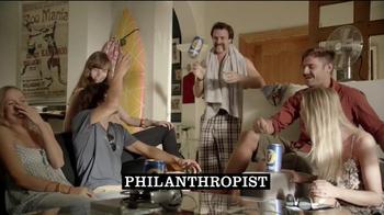 Fosters Beer TV Spot, 'Philanthropist Movember' - Thumbnail 9