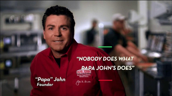 Papa John's TV Spot, 'Double Bacon' - Thumbnail 1