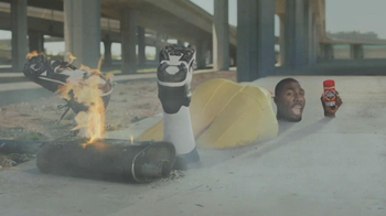 Old Spice Champion TV Spot, 'Cement' Featuring Greg Jennings - Thumbnail 7