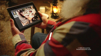 Rosetta Stone TV Spot, 'German-Speaking Santa' - Thumbnail 4