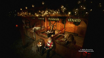 Rosetta Stone TV Spot, 'German-Speaking Santa' - Thumbnail 7