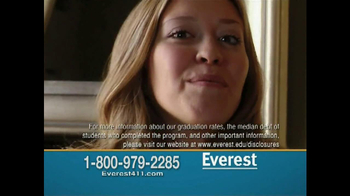 Everest College TV Spot, 'Change Your Life' - Thumbnail 9
