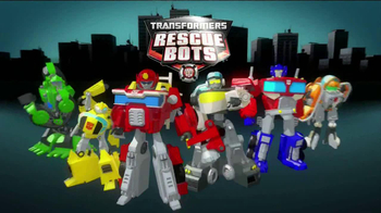 Transformers Rescue Bots TV Spot, 'Time to Roll' - Thumbnail 1
