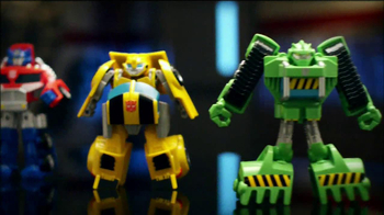 Transformers Rescue Bots TV Spot, 'Time to Roll' - Thumbnail 2