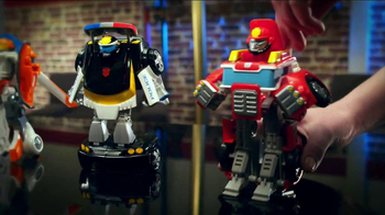 Transformers Rescue Bots TV Spot, 'Time to Roll' - Thumbnail 3