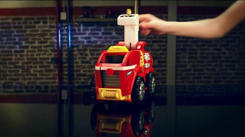 Transformers Rescue Bots TV Spot, 'Time to Roll' - Thumbnail 4