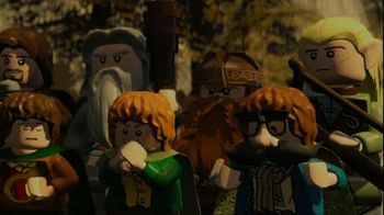 LEGO Lord of the Rings Video Game TV Spot