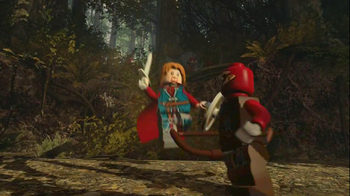LEGO Lord of the Rings Video Game TV Spot - Thumbnail 8