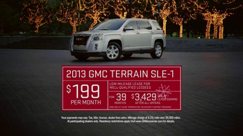 GMC SUV TV Spot, 'Most Wonderful Time of the Year'  - Thumbnail 10
