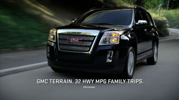 GMC SUV TV Spot, 'Most Wonderful Time of the Year'  - Thumbnail 4