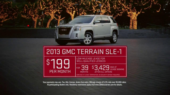 GMC SUV TV Spot, 'Most Wonderful Time of the Year'  - Thumbnail 8