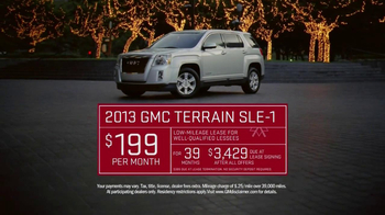 GMC SUV TV Spot, 'Most Wonderful Time of the Year'  - Thumbnail 9