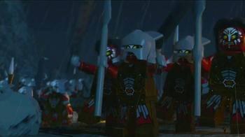 LEGO Lord of the Rings TV Spot, 'Evil Rises' - Thumbnail 2