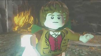 LEGO Lord of the Rings TV Spot, 'Evil Rises'