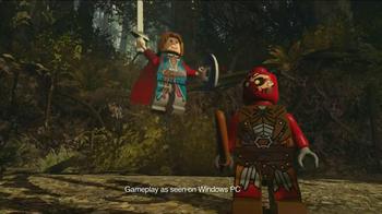 LEGO Lord of the Rings TV Spot, 'Evil Rises' - Thumbnail 5