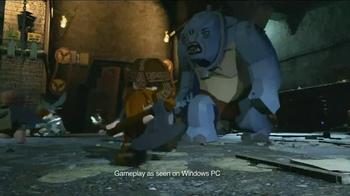 LEGO Lord of the Rings TV Spot, 'Evil Rises' - Thumbnail 6