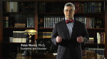 Kyocera TV Spot 'Cost Efficient' Featuring Peter Morici - Thumbnail 1