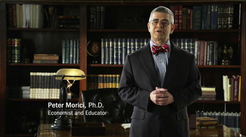 Kyocera TV Spot 'Cost Efficient' Featuring Peter Morici - Thumbnail 2