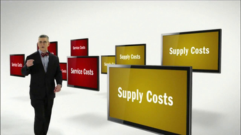 Kyocera TV Spot 'Cost Efficient' Featuring Peter Morici - Thumbnail 5