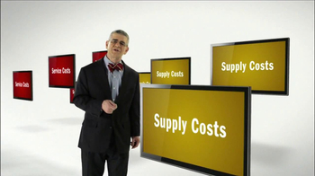 Kyocera TV Spot 'Cost Efficient' Featuring Peter Morici - Thumbnail 6