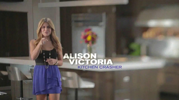 DIY Ultimate Kitchen & Bath Giveaway TV Spot Featuring Alison Victoria