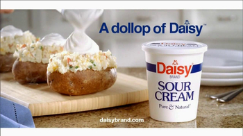 Daisy Sour Cream TV Spot, '100 Percent'