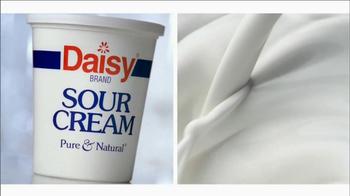 Daisy Sour Cream TV Spot, '100 Percent' - Thumbnail 2