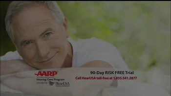 AARP Healthcare Options TV Spot 'Hearing Aids' - Thumbnail 1