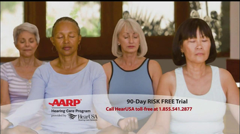 AARP Healthcare Options TV Spot 'Hearing Aids' - Thumbnail 10