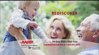 AARP Healthcare Options TV Spot 'Hearing Aids' - Thumbnail 2